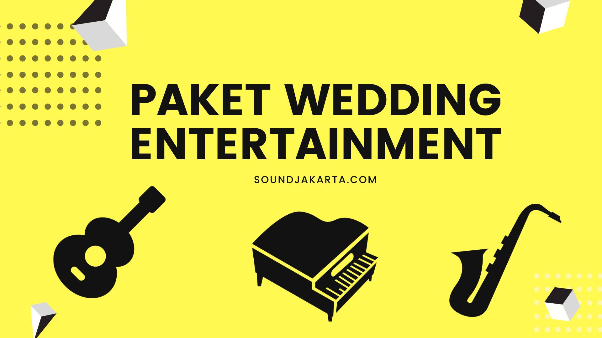 paket wedding entertainment