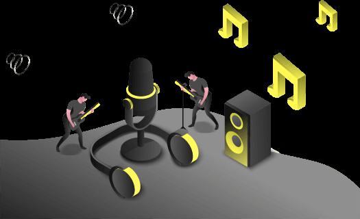 sewa band akustik