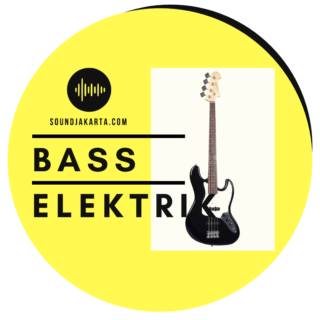 sewa alat band bass