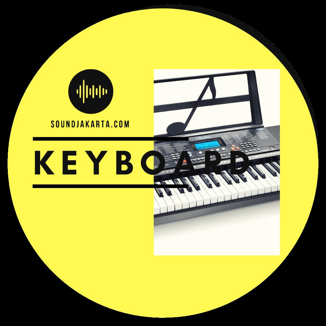 sewa alat band keyboard