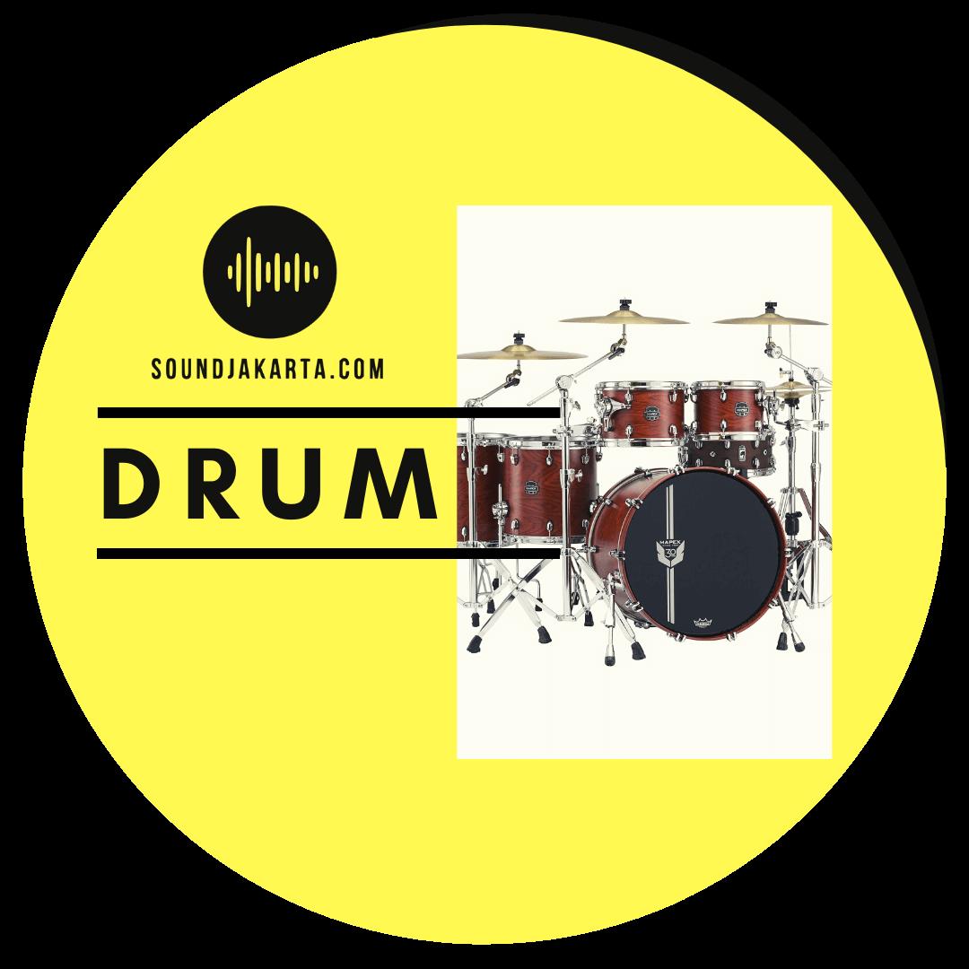 sewa alat band drum