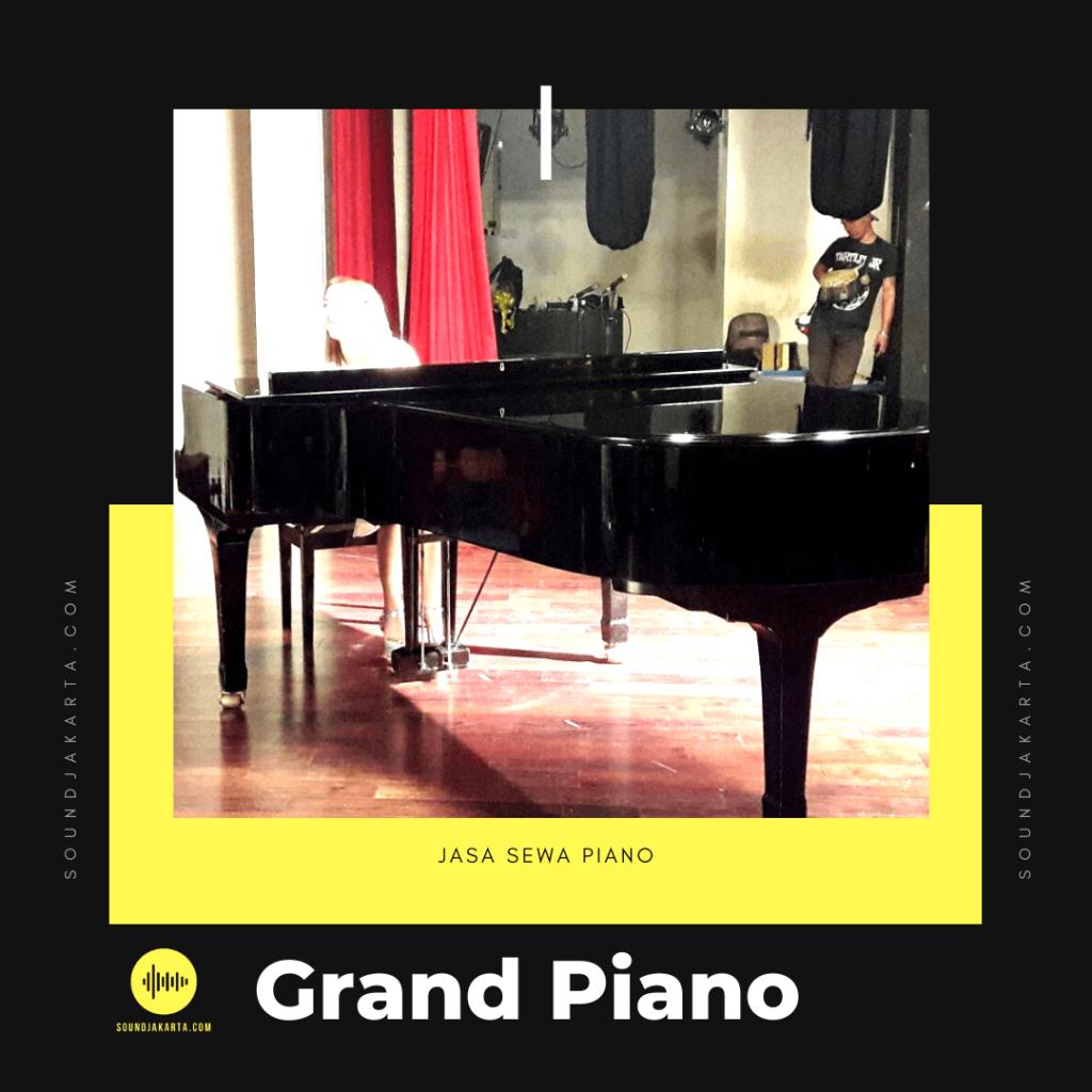 Sewa Grand Piano