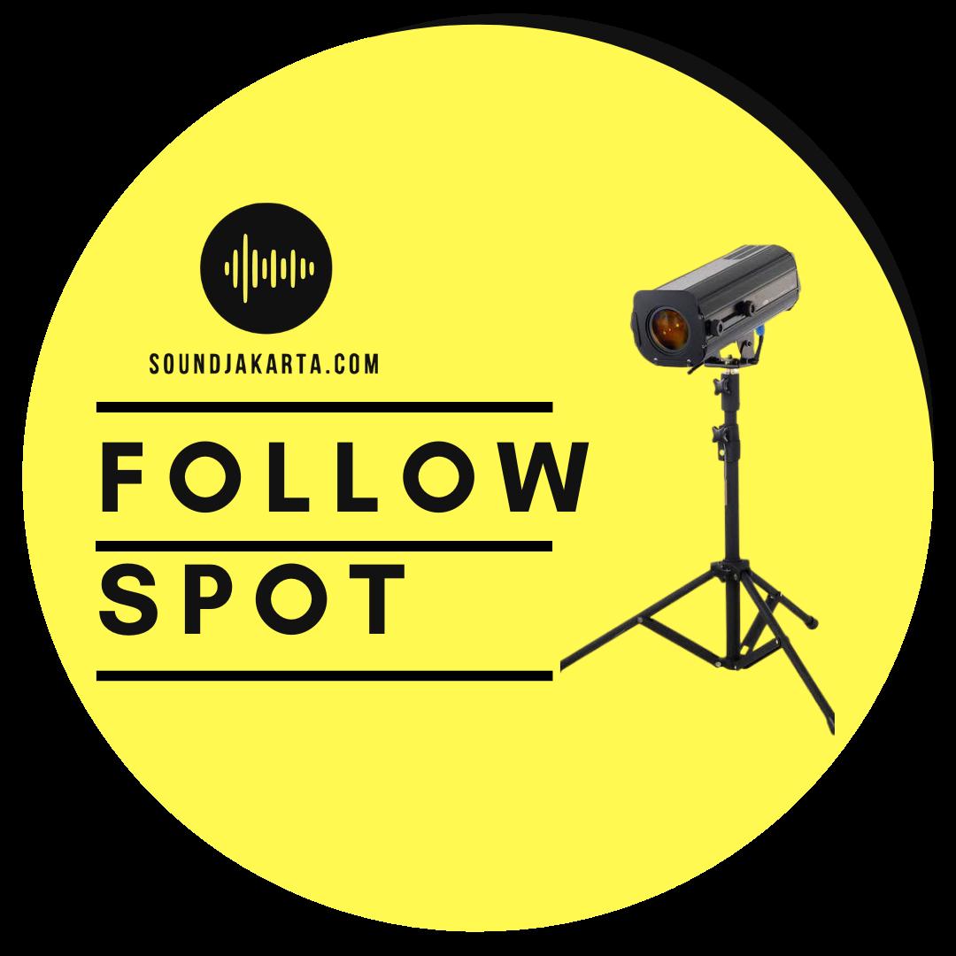 sewa follow spot